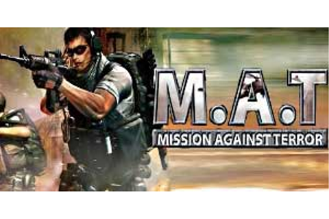 Mission Against Terror Online registration. Play the game ...