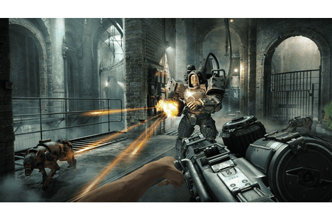Wolfenstein The Old Blood – CODEX | Download PC Game