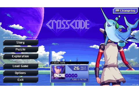 CrossCode Story Mode Part 1 :: 2D Action Adventure RPG ...