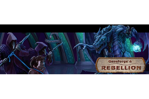Geneforge 4: Rebellion Trainer | Cheat Happens PC Game ...