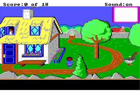 Mixed up Mother Goose Download (1987 Adventure Game)