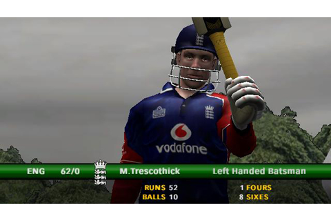 CRICKET 07 DOWNLOAD - FREE FULL DOWNLOAD - NEWTORRENTGAME