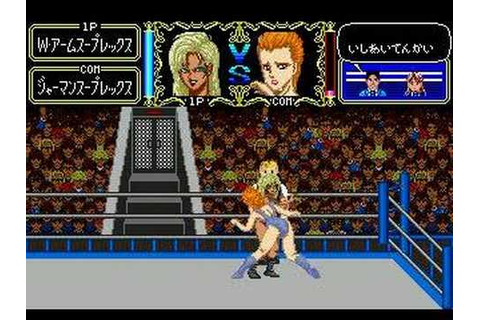Obscure Game Theater - Cutie no Suzuki Ringside Angel ...
