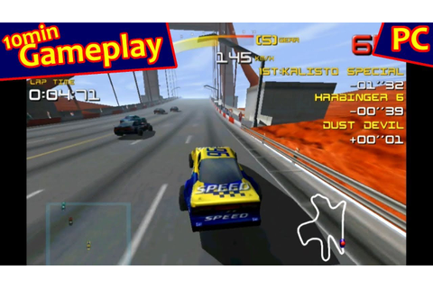 Ultimate Race Pro ... (PC) [1998] - YouTube