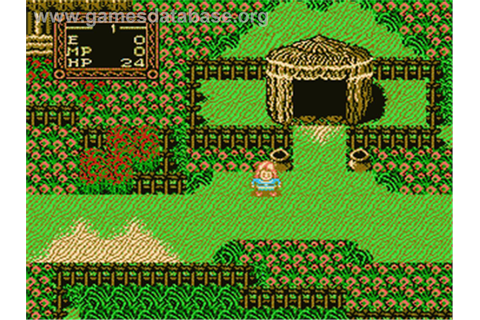 Willow - Nintendo NES - Games Database