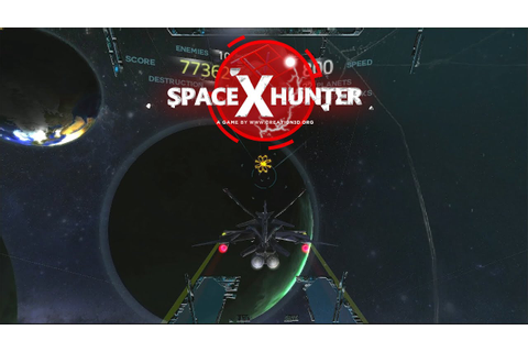 Space X hunter Level 1 gameplay Android / PC free Vr Game ...