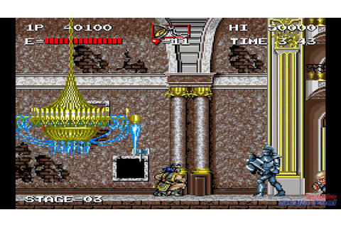 1988 Haunted Castle Akumajō Dracula (Arcade) Game ...