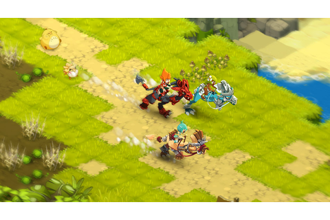 The July Game Update is Here! - Maj - News - WAKFU, The ...