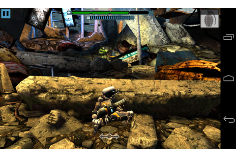 EPOCH: A fantastic new post-apocalypse shooter | Android ...