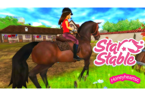 Star Stable Horses Game Let's Play with Honeyheartsc Part ...