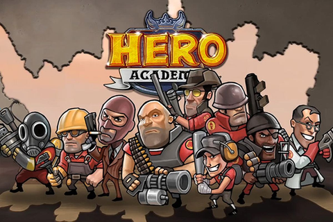 'Hero Academy' integration of 'Team Fortress 2' detailed ...