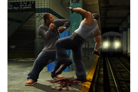 Def Jam: Fight for NY - The Next Level PS2 Game Review