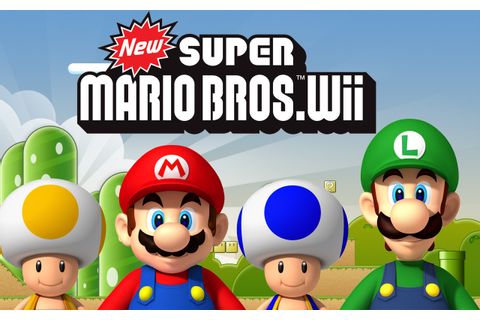 New Super Mario Bros. Wii Review | Buttonbasher