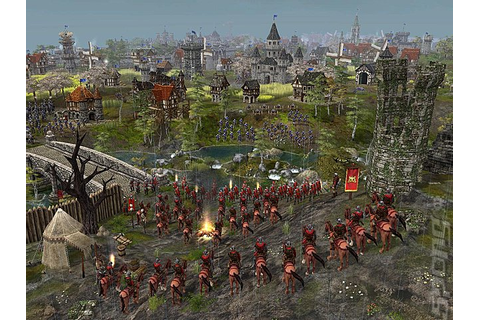 Screens: Settlers: Heritage of Kings - Legends Expansion ...