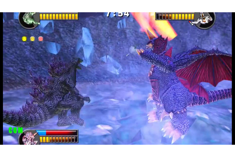godzilla unleashed ps2 gameplay new york monsters - YouTube