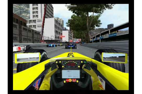 Racing Game Reviews: F1 2001 - YouTube
