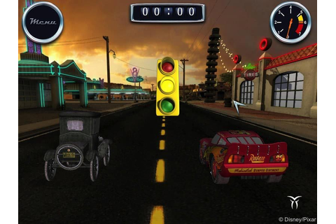 Download game Disney•Pixar Cars: Radiator Springs ...