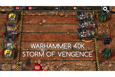 Warhammer 40,000: Storm of Vengeance Review - Androidizen ...