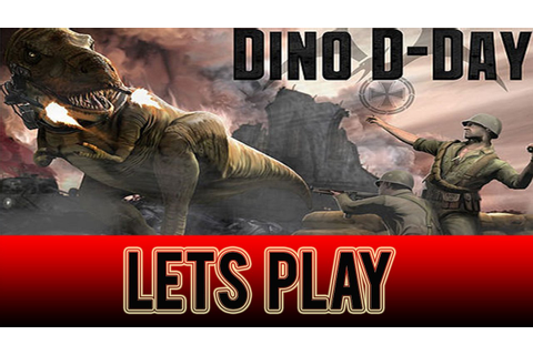 DINO D DAY - I'M A T-REX! - YouTube