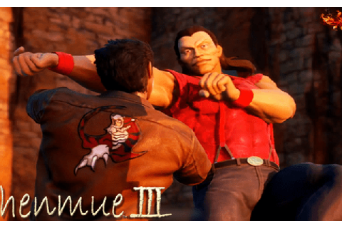Shenmue III on Steam - PC Game | HRK Game