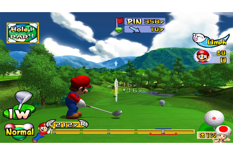 Mario Golf Toadstool Tour ISO