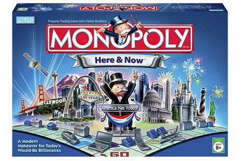 Here and Now Edition - Monopoly Wiki