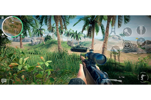 ‎World War Heroes: FPS war game on the App Store