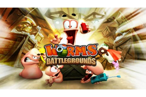 Buy Worms Battlegrounds key | DLCompare.com