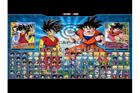 Dragon Ball Heroes M.U.G.E.N Hi-Res V3 by Ristar87 [1080p ...