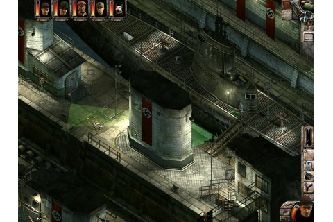 Commandos 2: Men of Courage Download (2001 Strategy Game)