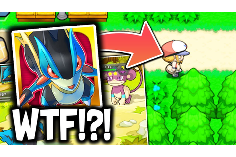 "MOBILE POKEMON GAME!? ""Micromon"" - (Micromon Gameplay ..."