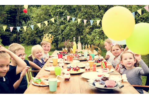 The Top 14 Party Games for Kids | Enjoy Classic Kids Party ...