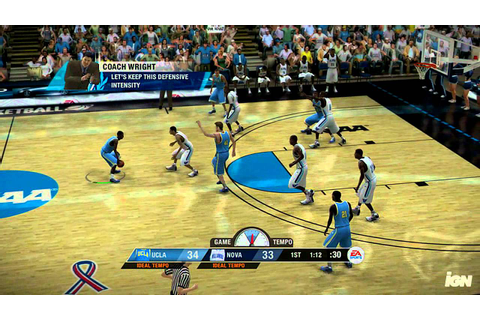 NCAA Basketball 09: March Madness Edition Xbox 360 - YouTube