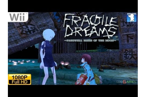 Fragile Dreams: Farewell Ruins of the Moon - Wii Gameplay ...