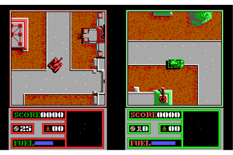 Fire Power (1988) by Silent Software MS-DOS game