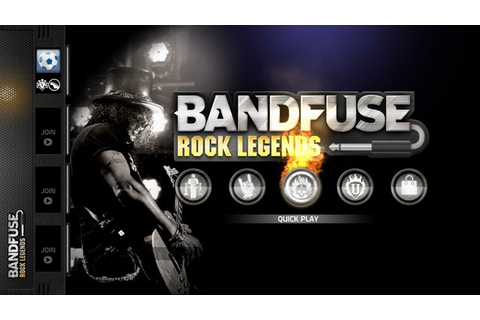 BandFuse: Rock Legends Music Game Heading To Xbox 360 This ...