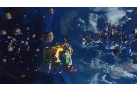 Rebel Galaxy Outlaw pokes fun at Star Citizen in new ...