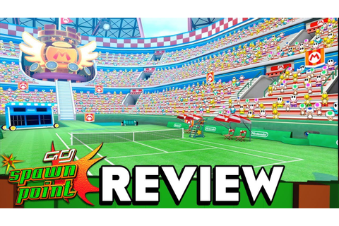 Mario Tennis Open | Game Review - YouTube