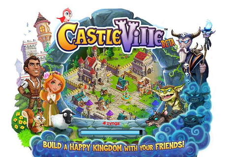 CastleVille: Zynga's next 'Ville' is now live on Facebook ...