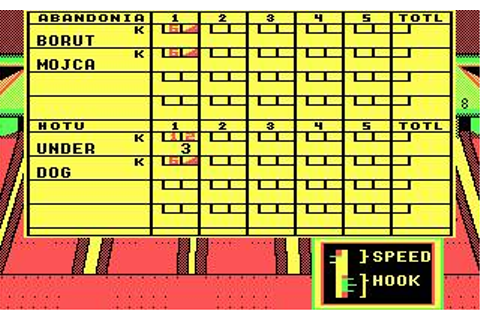 10th Frame Bowling Download (1987 Sports Game)