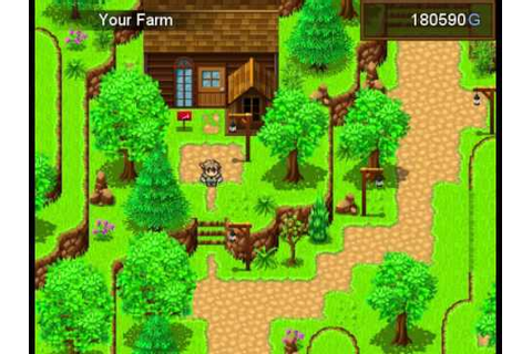 RPG Maker Games: The Farming One (3/3) - YouTube