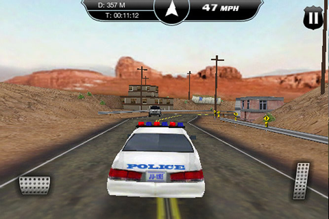 COPS: High Speed Pursuit Now Available on App Store
