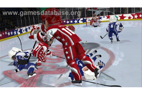3 on 3 NHL® Arcade - Microsoft Xbox Live Arcade - Games ...