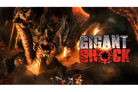 Gigant Shock – Korean studio reveals impressive trailer ...