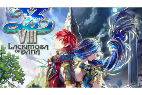 Ys VIII: Lacrimosa of DANA - FREE DOWNLOAD | CRACKED-GAMES.ORG