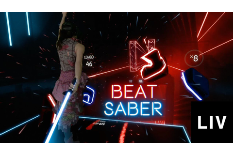 If You Want to ESCAPE with Me...Beat Saber - YouTube