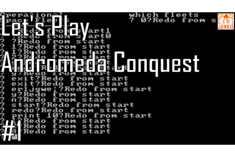 Andromeda Conquest - A Piece of History - Entry 1/2 - YouTube
