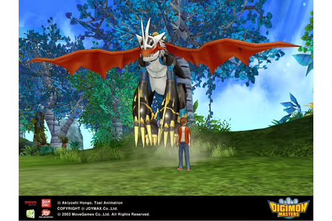 Game And Live: Digimon Masters Online