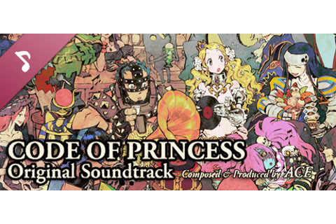 Save 20% on CODE OF PRINCESS - Original Soundtrack on Steam
