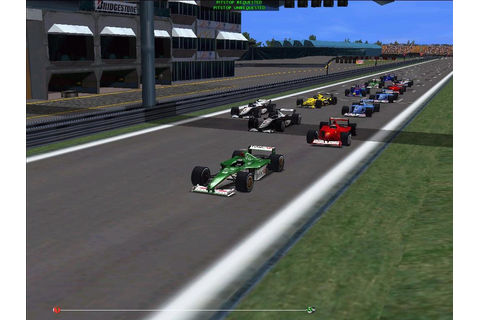 F1 2000 - PC Review and Full Download | Old PC Gaming